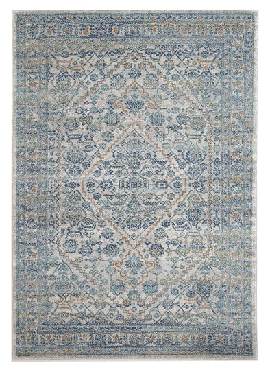 Duality Silver Transitional Rug - Fantastic Rugs
