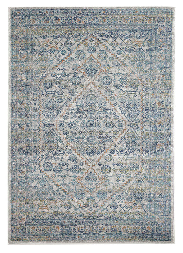 Duality Silver Transitional Rug