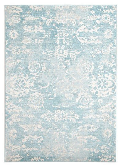 Skyline Blue Transitional Rug - Fantastic Rugs