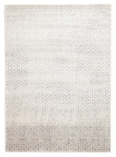 Diamond Grey Transitional Rug - Fantastic Rugs