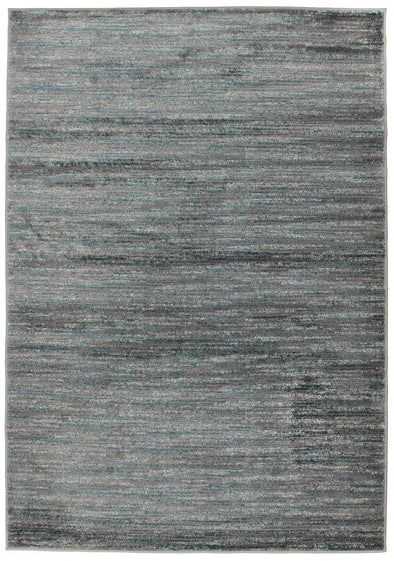 Pandora Contemporary Stripe Rug Blue Grey - Fantastic Rugs