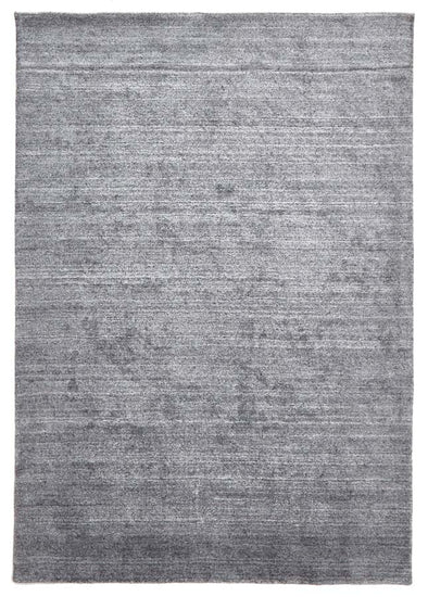 Manhattan Stylish Hand Made Rug Dark Grey - Fantastic Rugs