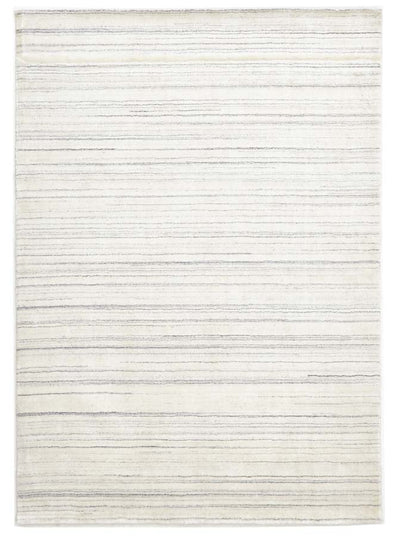 Manhattan Stylish Hand Made Rug Light Grey - Fantastic Rugs
