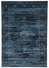 Kings Court Designer Rug Blue - Fantastic Rugs