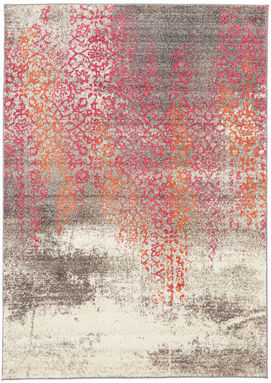 Stunning Monet Inspired Pink Rug - Fantastic Rugs