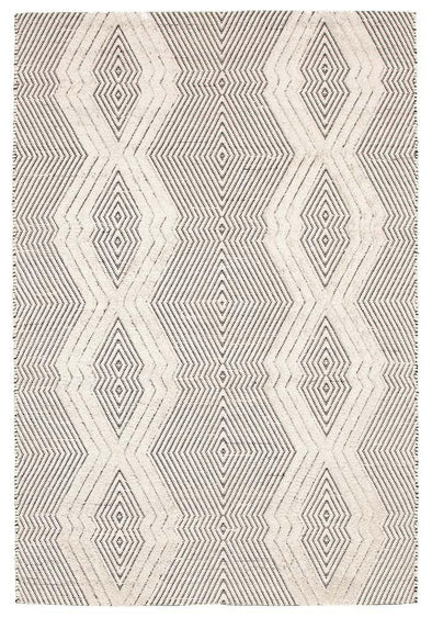 Rhythm Chime Bone Rug - Fantastic Rugs
