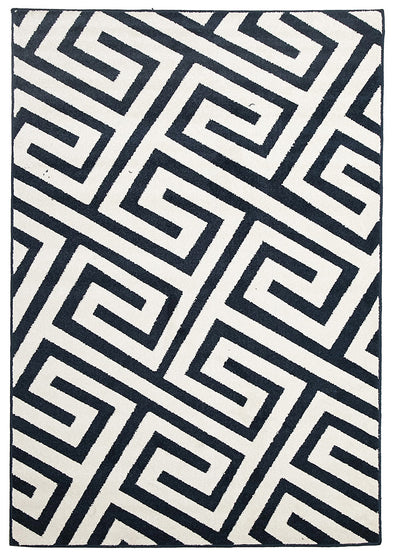 Indoor Outdoor Dolce Rug Navy - Fantastic Rugs