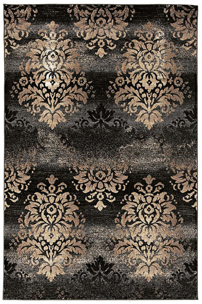 Antique Anthracite Rug