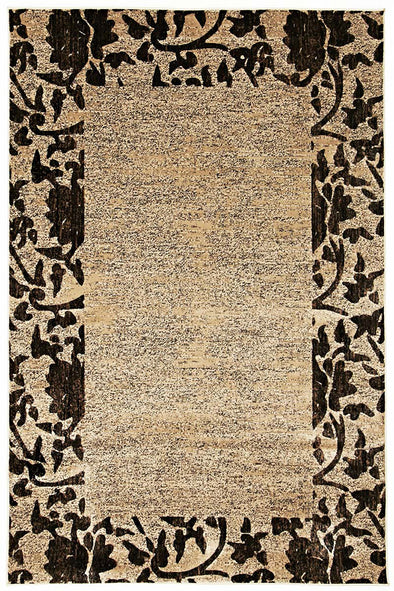 Heritage Beige Brown Rug