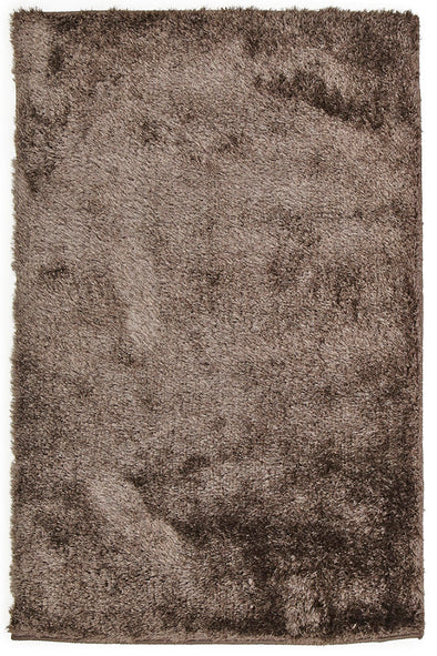 Plush Luxury Shag Rug Ash Grey Brown - Fantastic Rugs