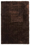 Plush Luxury Shag Rug Choc Colouring - Fantastic Rugs
