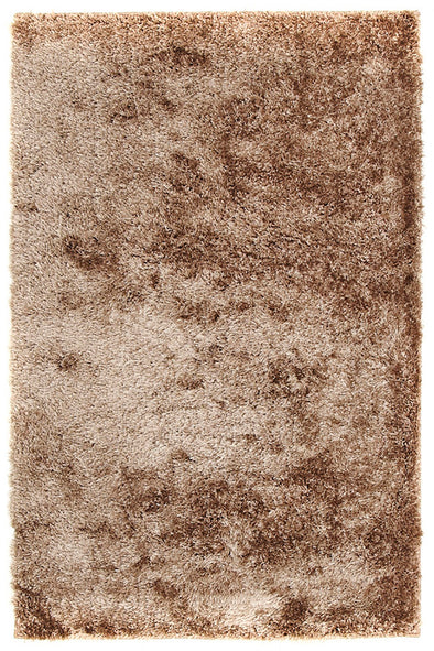 Plush Luxury Shag Rug Latte Colouring