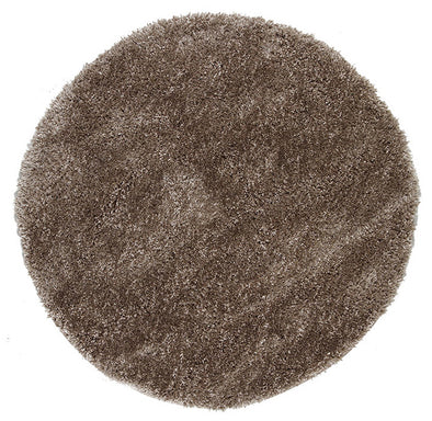 Plush Luxury Shag Rug Stone