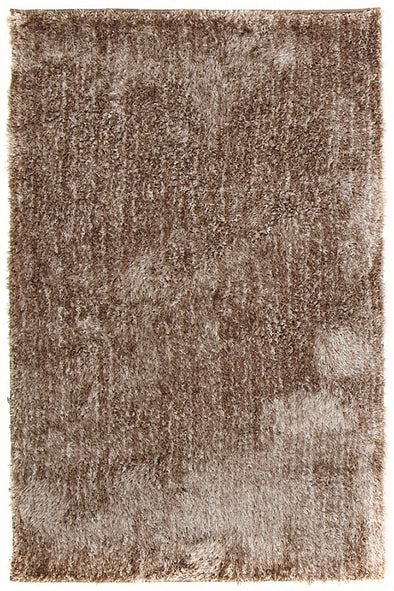 Plush Luxury Shag Rug Stone - Fantastic Rugs
