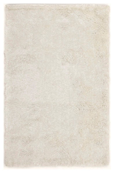 Plush Luxury Shag Rug Crisp White - Fantastic Rugs