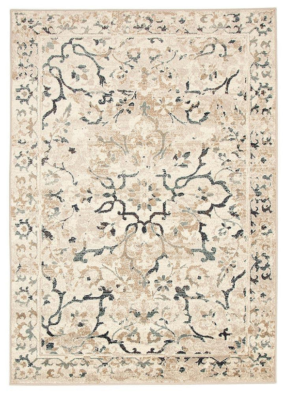 Mayfair Stem Bone Rug - Fantastic Rugs