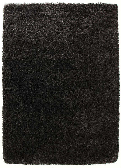 Ultra Thick Super Soft Shag Rug Charcoal