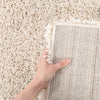 Ultra Thick Super Soft Shag Rug Cream - Fantastic Rugs