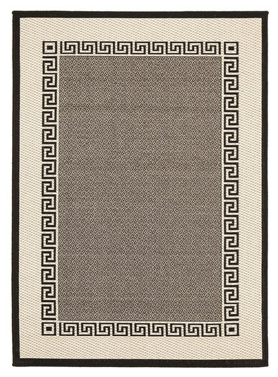 Coast Indoor Outdoor Modern Grey Rug - Fantastic Rugs