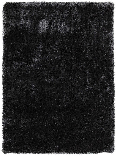 Thick Plush Shimmering Shag Rug Carbon - Fantastic Rugs