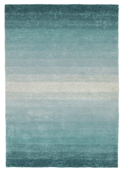 Blair Shaded Blue Textured Rug - Fantastic Rugs