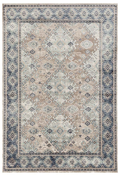 Esquire Melbourne Traditional Beige Rug