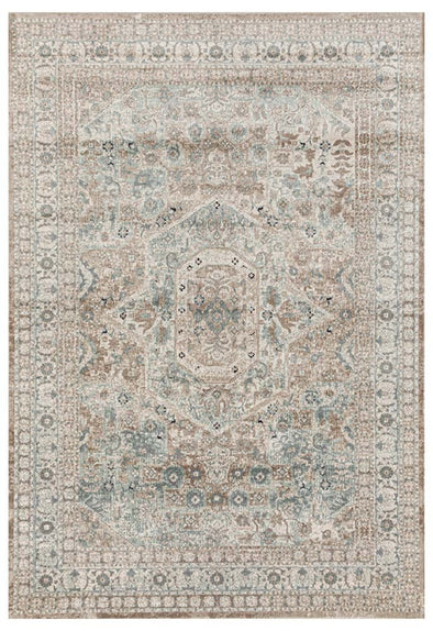 Esquire Central Traditional Beige Rug - Fantastic Rugs