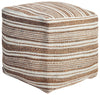Rug Culture Home 505 Natural Ottoman - Fantastic Rugs