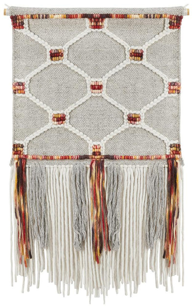 Rug Culture Home 438 Multi Wall Hanging - Fantastic Rugs