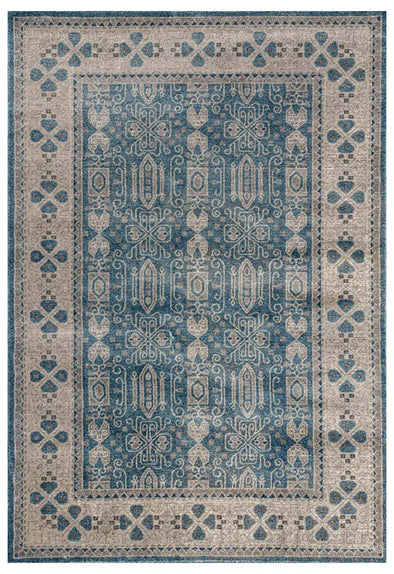 Breeze Oasis Blue Rug - Fantastic Rugs