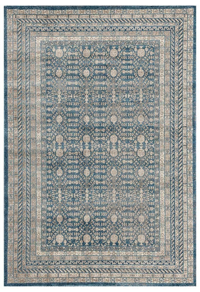 Breeze Sky Blue Rug - Fantastic Rugs