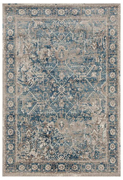 Breeze Whisper Rug Blue