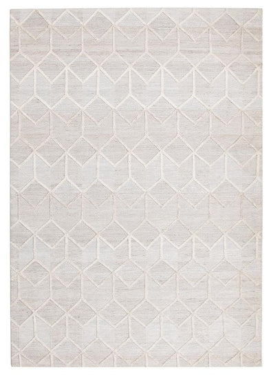 Winter Grey Brush Modern Rug - Fantastic Rugs