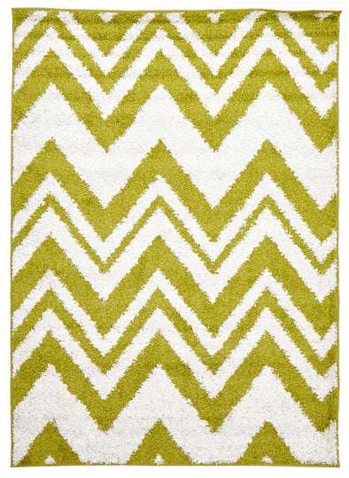 Chevy Shag Rug Lime - Fantastic Rugs