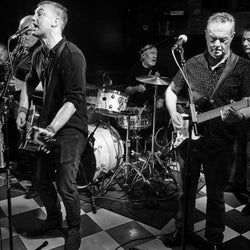 NE Street Band - Performing the songs of Bruce Springsteen  7.30pm 24th October 20