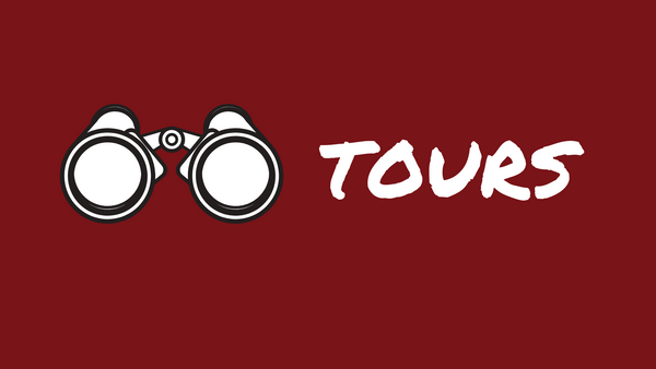General Tours - Fridays 2019
