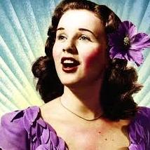 Melanie Gall's:  Deanna Durbin, Judy Garland and the Golden Age of Hollywood 7.30pm   27 March 20