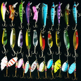 New 2017 Kit Hard ARTIFICIAL LURES MINNOW FISHING LURES