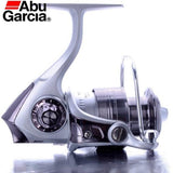 Abu Garcia Brand Card S 1000 2000 3000 4000 Lightweight body 4BB 5.1:1 Spinning Fishing Reel Freshwater Machined aluminum spool