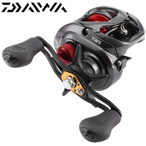 2016 New DAIWA TATULA CT 100H 100HL 100HS 100HSL Baitcasting Fishing Reel 210G 7+1BB 6.3:1 7.3:1 TWS  Baitcasting Fishing Reel