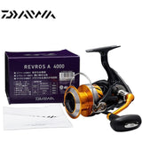 100% Original Daiwa REVROS A series Spinning Fishing Reel