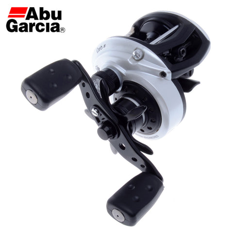 Big Sale! Abu Garcia Brand REVO S 8BB 6.4:1 Right / Left Hand Baitcasting Fishing Reel X2-Craftic Frame Carp fishing wheel