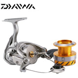 DAIWA Brand REVROS 2000 2500 3000 HK 7 Ball Bearings 5.6:1 Spinning Fishing Reel Saltwater Freshwater Spinning Reel Carp Feeder