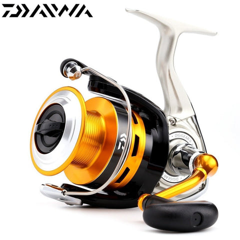 Daiwa 2016 New CREST Spinning Fishing Reel 5.3:1 3+1BB