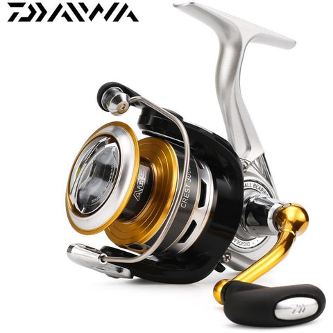 Daiwa 2016 New CREST 2500 3000 4000H Spinning Fishing Reel
