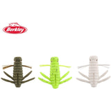 Berkley Brand PowerBait 2in 5cm PBMKAM2 3colors 2p/lot swimbait Soft Fishing Baits Silicone Lures for Bass Pike Fishing Tackle