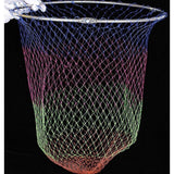 Nylon Fishing Net Rhombus Mesh Hole Depth Folding