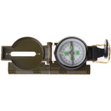Portable Folding Lens Compass Military Multifunction