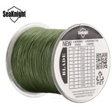 SeaKnight Brand 500M 8 strands Japan pe braided fishing line multifilament fishing Wire for all fishing 20-80lb