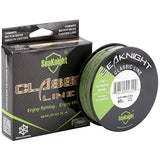 2016 SeaKnight New Classic 500M Multifilament Braided PE Fishing Line 6LB-80LB 4 Strands Floating Waterproof Carp Fishing Line